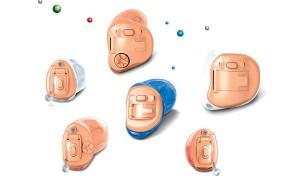 Phonak Virto V, une gamme complète d'intra auriculaires sur-mesure