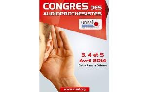 Congrès des audioprothésistes 2014 : le programme.
