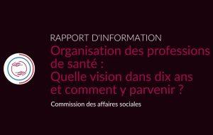 Le rapport parlementaire de Cyrille Isaac-Sibille envisage des « délégations de tâches » en audio