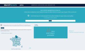 Un simulateur en ligne pour estimer le délai de rendez-vous chez l'ORL