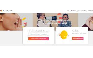 Uneoreilleavertie.com: nouveau site « drive to store »